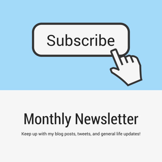 Monthly Newsletter (1)